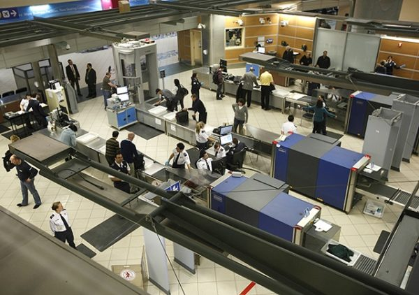 securite aeroport bagage